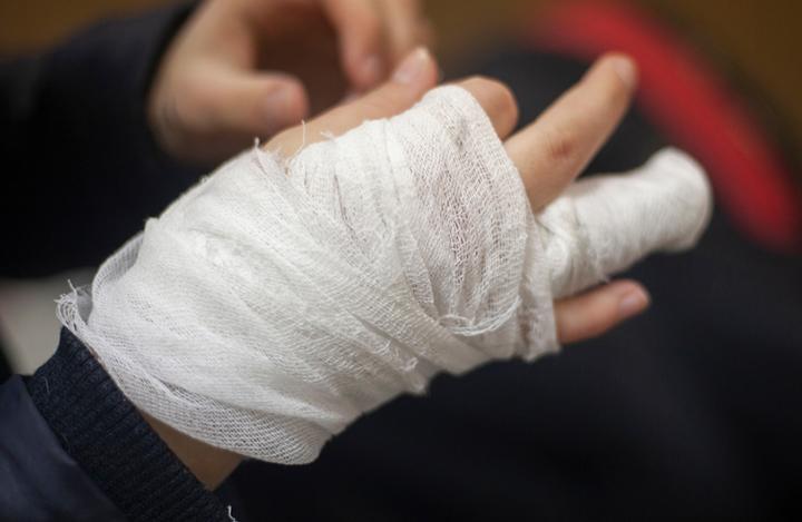 スポーツ外傷画像3